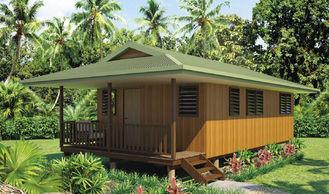 Porcellana 4bedroom, prova del ciclone, norma australiana, Australia, Europa, png ha esportato il bungalow di legno leggero di progettazione dell'inquadratura d'acciaio fornitore