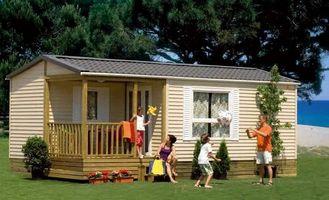 Porcellana Case mobili di stile di Europa, casa delle vacanze smontabile, Camera pieghevole fornitore
