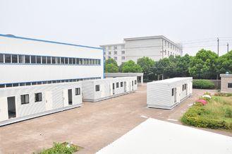 Porcellana Case modulari prefabbricate finite 100% per l'ufficio, per la camera da letto fornitore