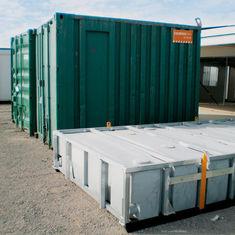 Porcellana Mini Camera mobile del contenitore, case modulari completamente finite dei contenitori di stoccaggio fornitore