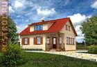 Case prefabbricate del bungalow del pannello di risparmi WPC di energia per vivere