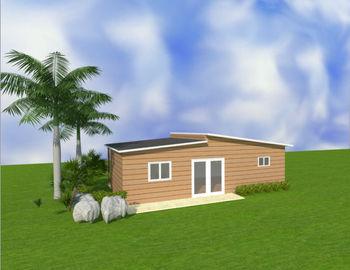 Porcellana Case modulari economiche degli appartamenti portatili australiani della nonna/casette prefabbricate distributore