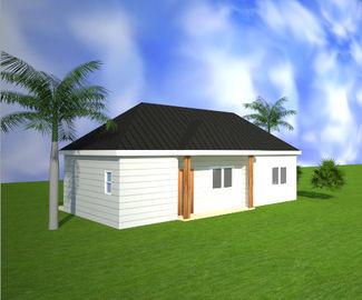 Porcellana Alloggio integrato prefabbricato appartamenti australiani leggeri della nonna della struttura d'acciaio distributore