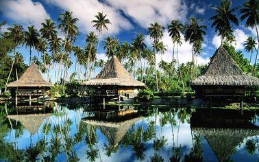 Bungalow prefabbricato prefabbricato di Bali, bungalow di Overwater per la località di soggiorno Maldive