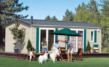 Porcellana Case mobili prefabbricate trasportabili, singole ampie case mobili distributore