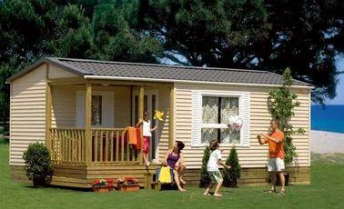 Porcellana Case mobili di stile di Europa, casa delle vacanze smontabile, Camera pieghevole distributore