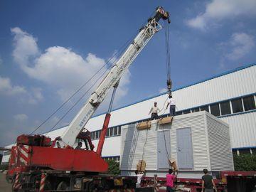 Porcellana L'estrazione mineraria australiana ha preferito le case modulari moderne/grandi case modulari del ceppo distributore