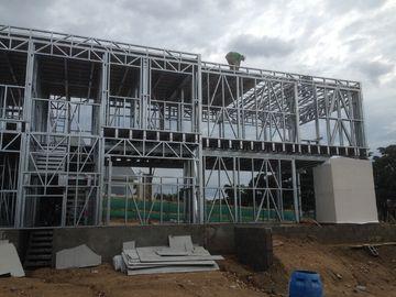 Porcellana Rapidi moderni installano la Camera prefabbricata, metallo prefabbricato alloggiando i moduli distributore